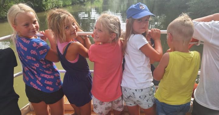 Sportu zdar a vzdělávání také na Letním kempu na ZŠ Chromeč
